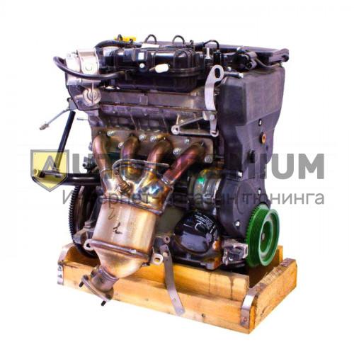 Двигатель ВАЗ 21127
