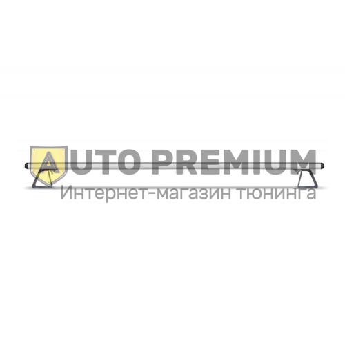 Поперечины АЭРО 1,20 на рейлинги Renault Duster с 2016 (рестайлинг)